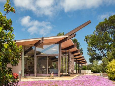 A Palm Springs Architect In San Diego (and the Lost Continent of Mu)