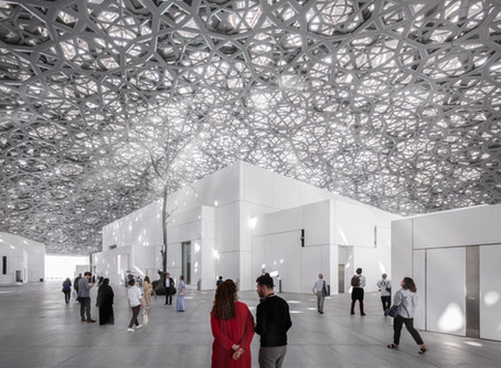 The Louvre Abu Dhabi: Balancing Art & Architecture
