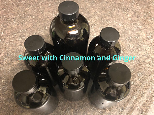 Elderberry Syrup (Sweet)