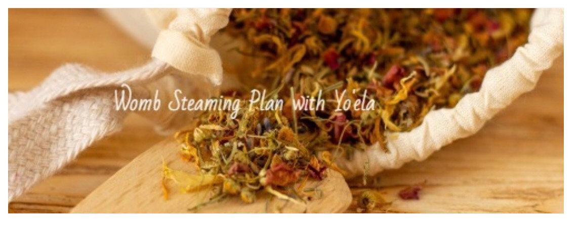 Customized Womb Steaming Plan