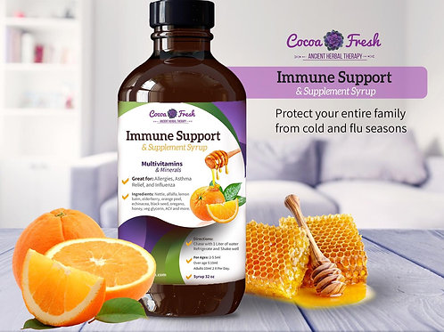 Ancient Herbal Immune Support (BITTERS)
