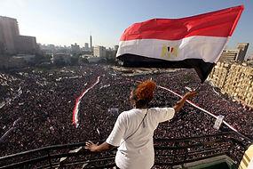 La rivoluzione egiziana