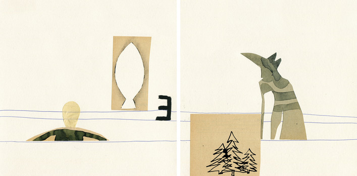 Elemente einer Waldsage