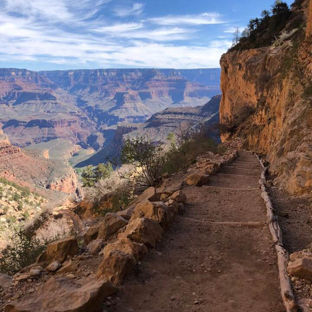 Rim-to-Rim-to-Rim; My Grand Canyon Adventure
