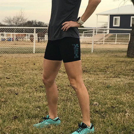 XOSKIN MID Compression Shorts Review