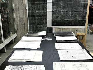 1/20スケール筑後川昇開橋制作1