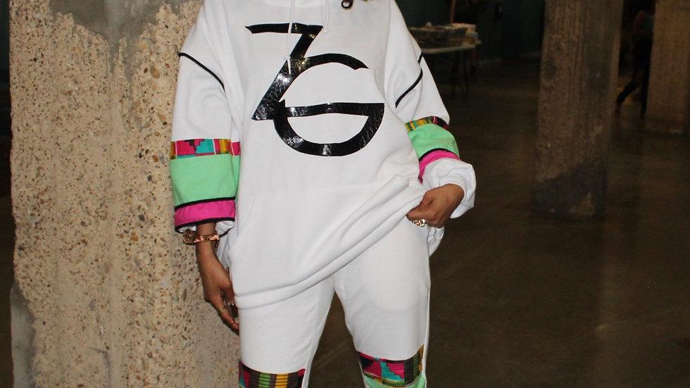 ZG signature sweatsuit Customizable