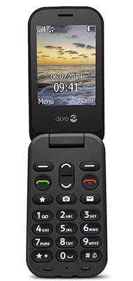 DORO 6040 Noir (Boîte)