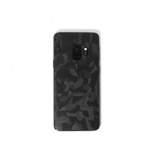 Covering smartphone camo noir