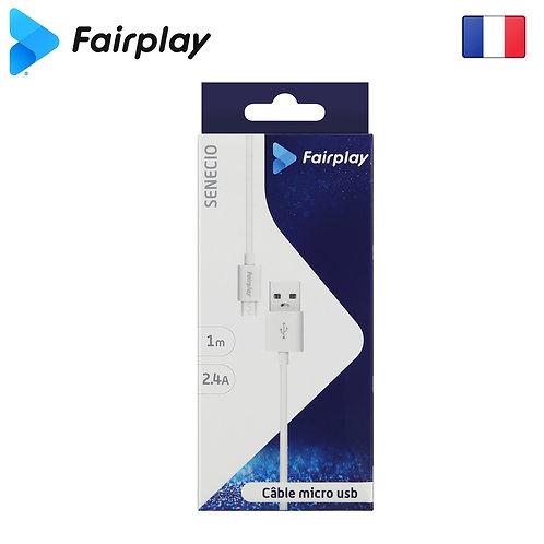 FAIRPLAY SENECIO Câble Micro-USB (1m)