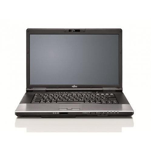 FUJ. LIFEBOOK E752 RECONDITIONNÉ I5 3210M 2.5 GHZ/ 4GB/ 500GO/ DVDRW/ 10