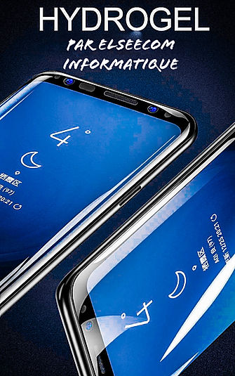 Film hydrogel smartphones