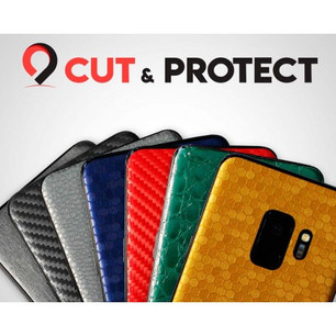 Covering arrière smartphone cut and protect