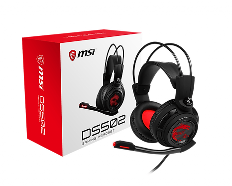 MSI DS502 Casque Micro Gaming