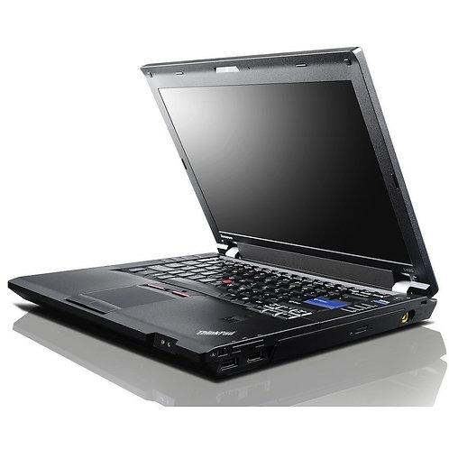 "LENOVO THINKPAD L420 RECONDITIONNÉ I5 2410M 2.3GHZ 8GB 160GO SSD 14"" WIN10"