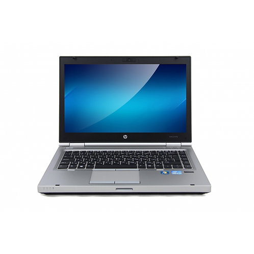 "HP ELITEBOOK 8470P RECONDITIONNÉ I5 3320M 2.6GHZ 4GB 320GO DVDRW 14"" CAM WIN10"