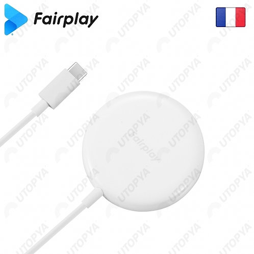 FAIRPLAY ROMA Chargeur MagSafe (15W)