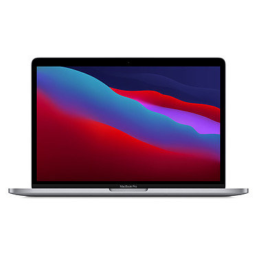 APPLE MacBook Pro M1 8Go/256Go (Gris Sidéral)