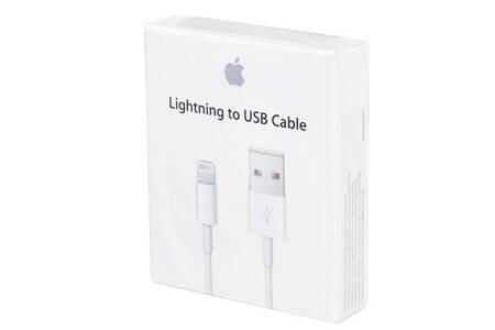 APPLE Câble Lightning vers USB (1m)