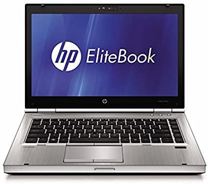 "HP ELITEBOOK 8460P RECONDITIONE I5 2520M 2.5GHZ 4GB 320GO DVDRW 14"" CAM WIN10"