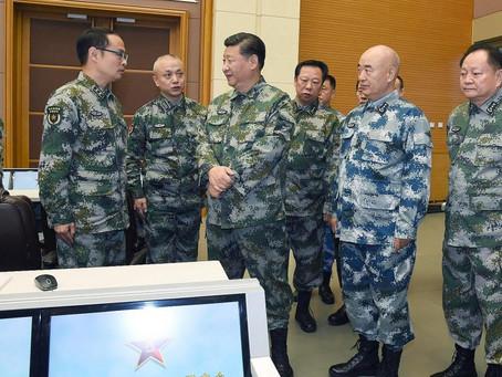 Desertor chinês trabalhando há meses com a inteligência dos EUA
