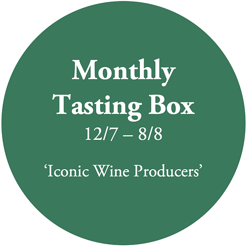 Monthly Tasting Box - July