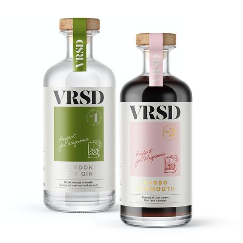 VRSD Negroni Pack - No.1 Gin & No.2 Vermouth Members