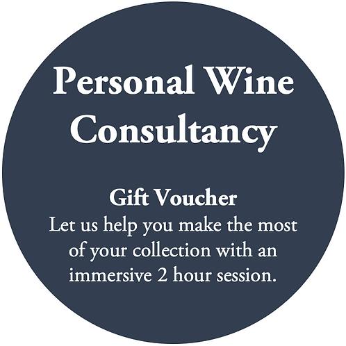 Gift Voucher - Personal Wine Consultancy