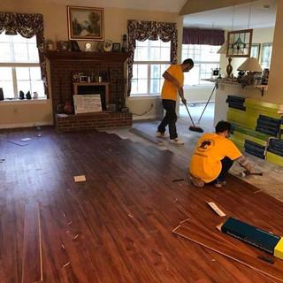Floor-Repair-Storm-Damage-Indian-Trail-N