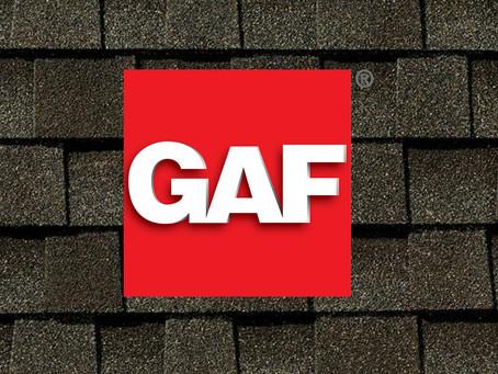GAF ROOFS:  PROVEN SHINGLE QUALITY
