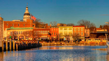 Visiting:  Annapolis, Maryland
