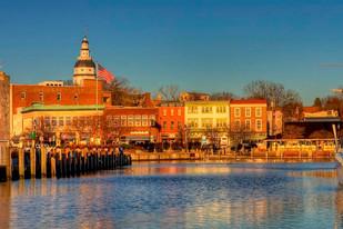 Visiting:  Annapolis, Maryland