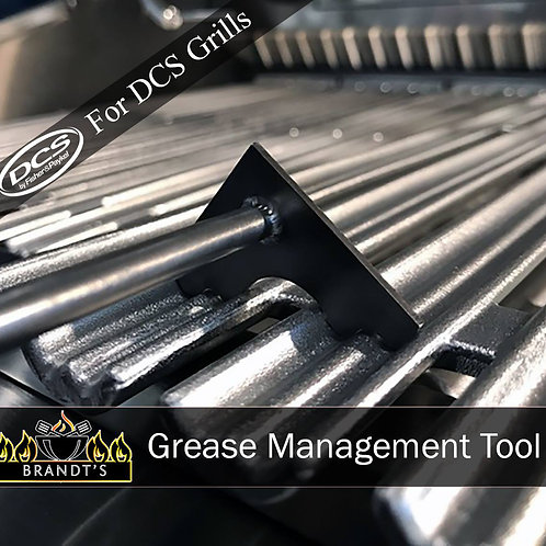 Grease Management Tool for DCS Grills