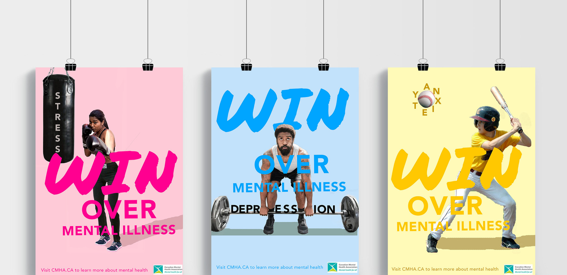 WIN over mental illness