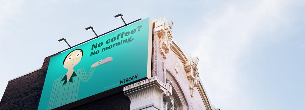 No coffee?