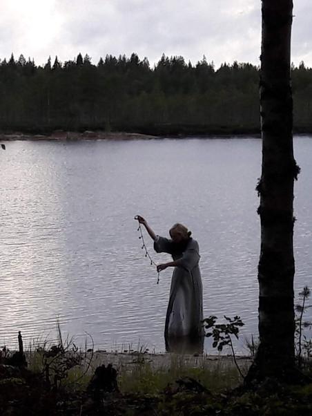 Itku Äidin Haudalla 2019 Karvian Neva-Lylyllä.