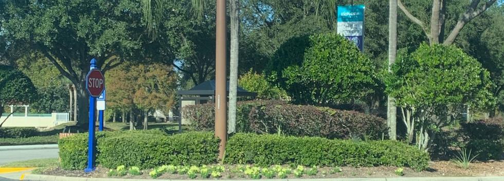 Partnership Street Banner - Shriners