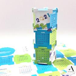 PolyU Calendar 2021