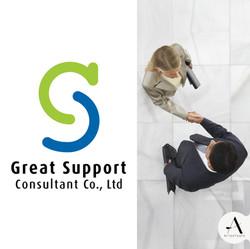#design #greatsupport #Logo