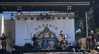 Celtic Music Dunedin Florida, North of Argyll
