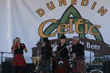 Celtic Music Tampa Florida, North of Argyll