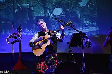 Orlando Celtic Band, North of Argyll