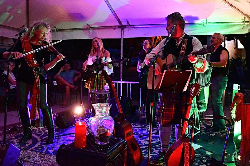 Modern Celtic Music, north of Argyll