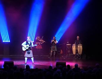 Celtic Music Orlando Florida, North of Argyll