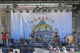 Celtic Music Dunedin Celtic festival, North of Argyll