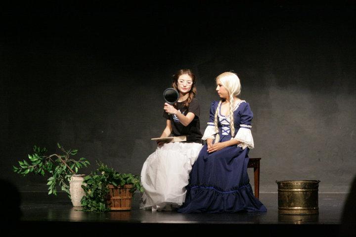 Directing Carlotta
