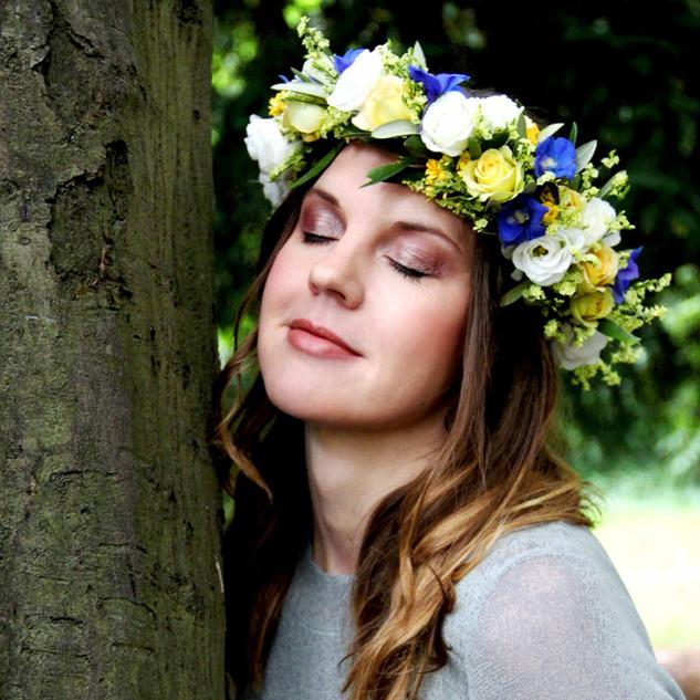 Brautmake-Up mit veganer Kosmetik