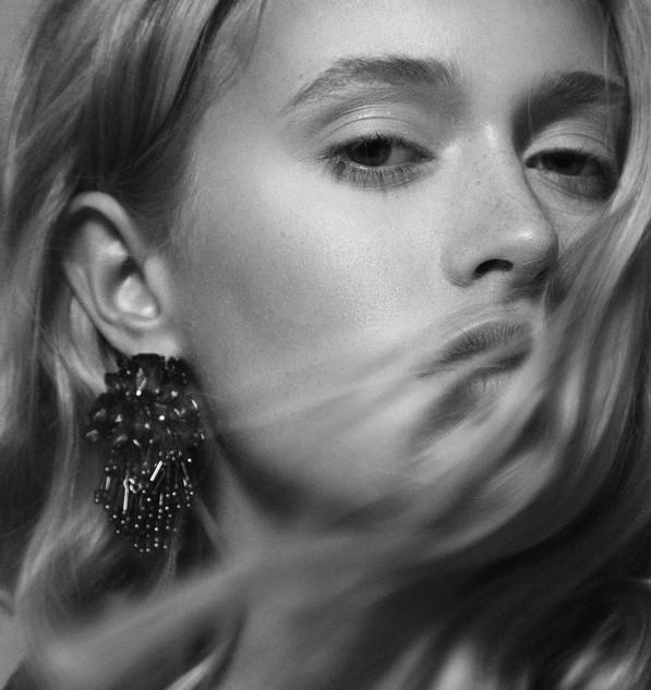 Photographer: Kylie Reimchen Hair: Darcie Chapman Model: Zoe of Mode Models