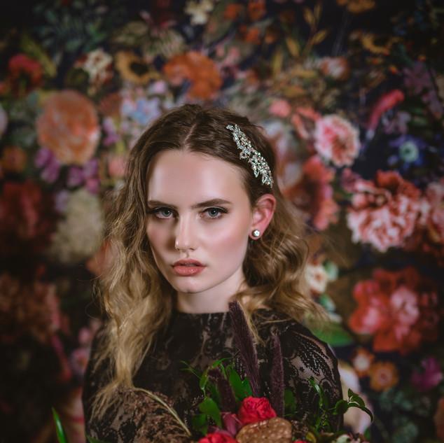 Image for Bridal Fantasy 2018 Model: Sloan of Mode Models