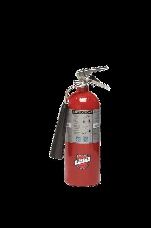 5 lb. Carbon Dioxide Fire Extinguisher